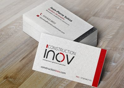 Carte Construction Inov