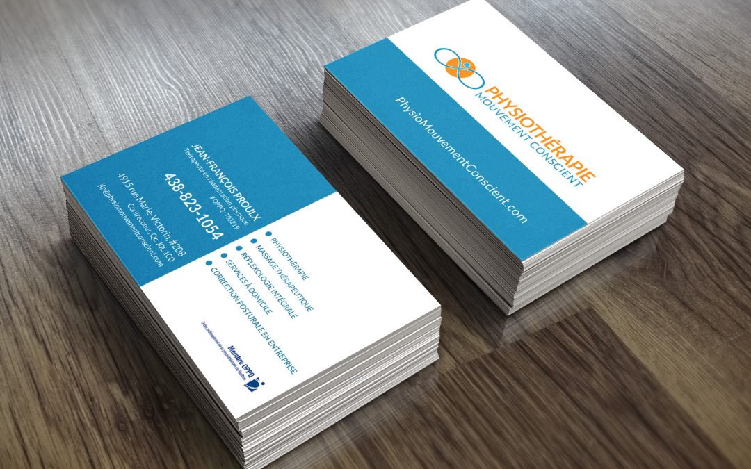 Carte Physio Mouvement Conscient