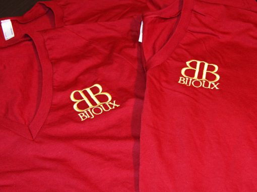 Uniforme Bijoux Wine