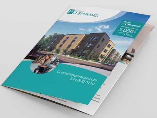 Brochure Condos Lespérance