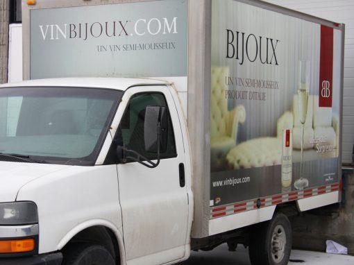 Camion Bijoux Wine