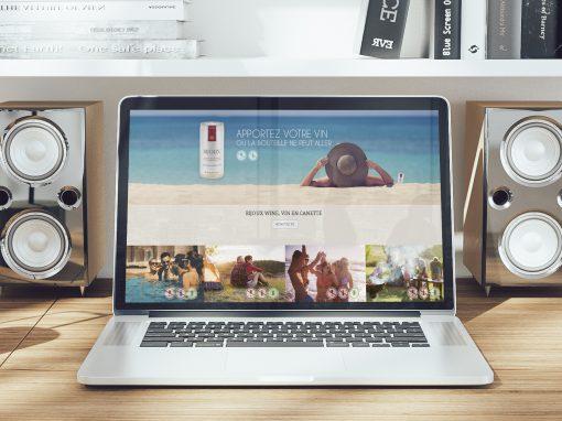 Site Bijoux Wine