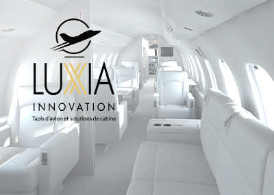 Site Luxia Innovation