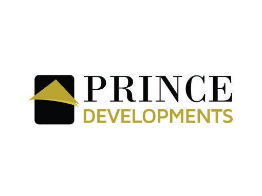 Logo & corpo Prince Developments
