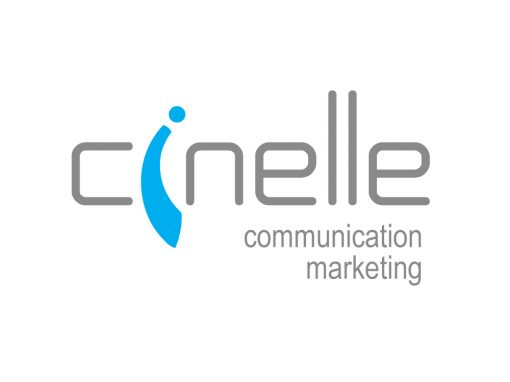 Logo & corpo Cinelle Communication