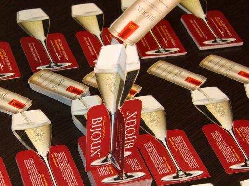 Carton de table Bijoux Wine