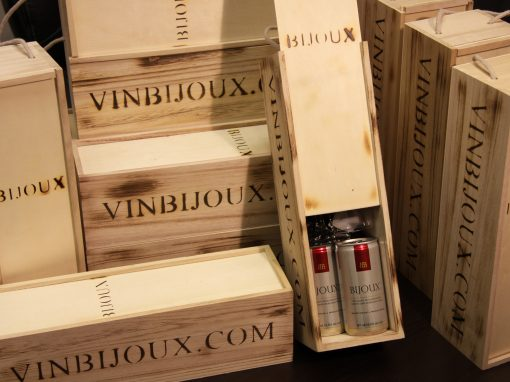 Coffret Bijoux Wine