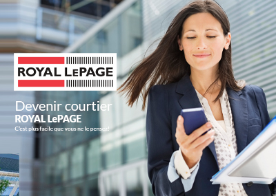 Royal LePage recrutement