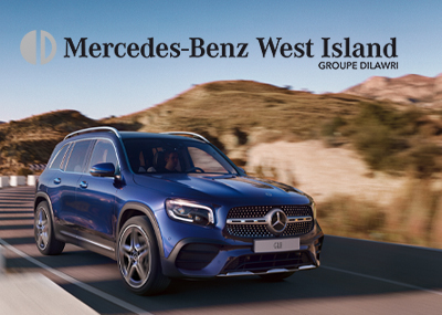 Mercedes Benz West Island 1